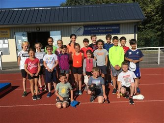 STAGE ATHLE MULTISPORTS 7/11 ans